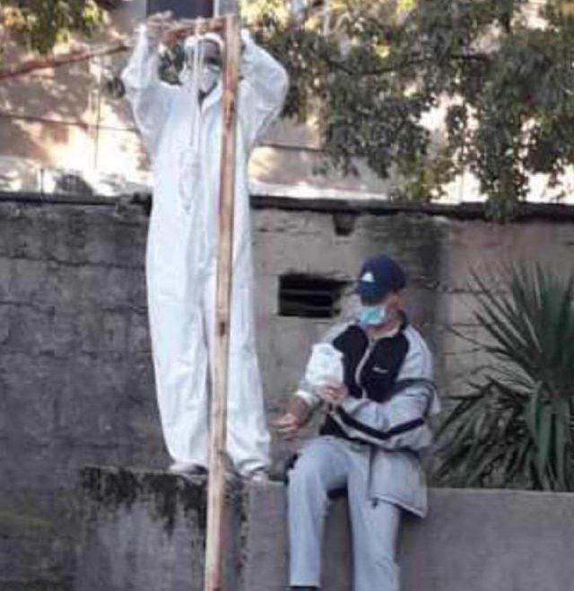Liječenje pacijenata zaraženih virusom korona u Trebinju