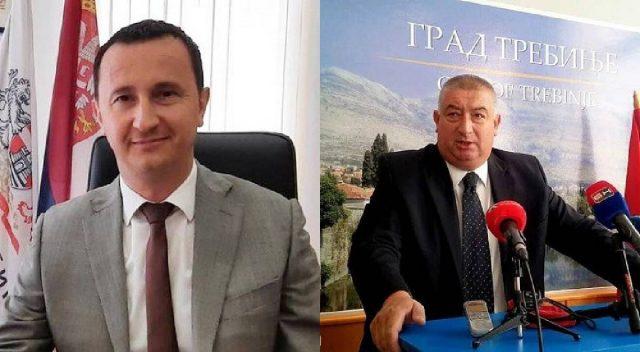 Ilija stankovic i Mirko ćurić anketa za lokalne izbore u Trebinju 2020