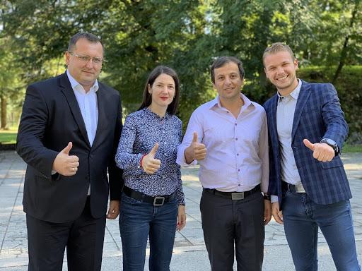 Jelena Trivic Drasko Stanivukovic i Nebojsa Vukanovic - Vukan.. Opozicija u Republici Srpskoj
