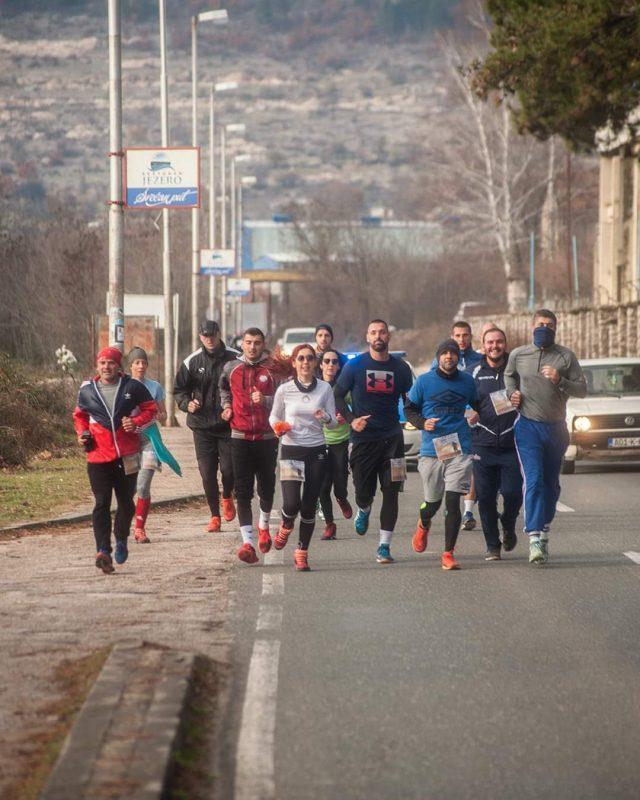 Novi humani kilometri za Marka Vučkovića