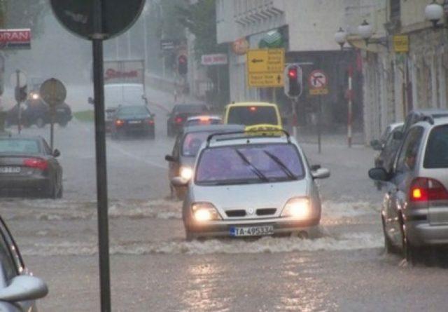 Padavine Trebinje
