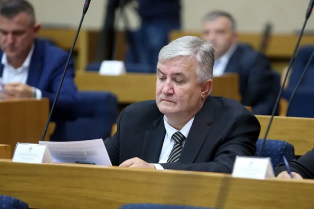 Narodni poslanik ispred PDP-a Ljubisa krunic