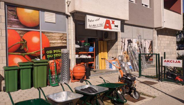 Prodaja alata u Trebinju po najpvoljnijim cijenama
